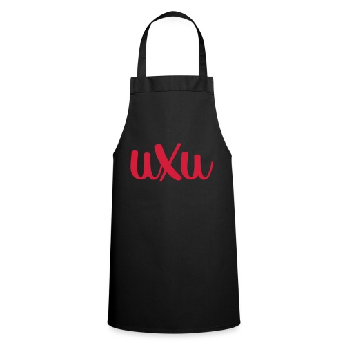 UXU logo plain - Keukenschort