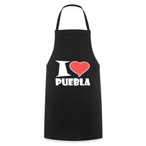 I love Puebla - Kochschürze