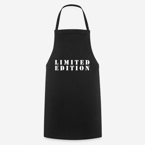 Limited Edition einzigartig - Kochschürze