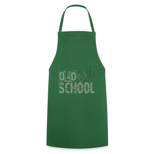 Old school - Delantal de cocina
