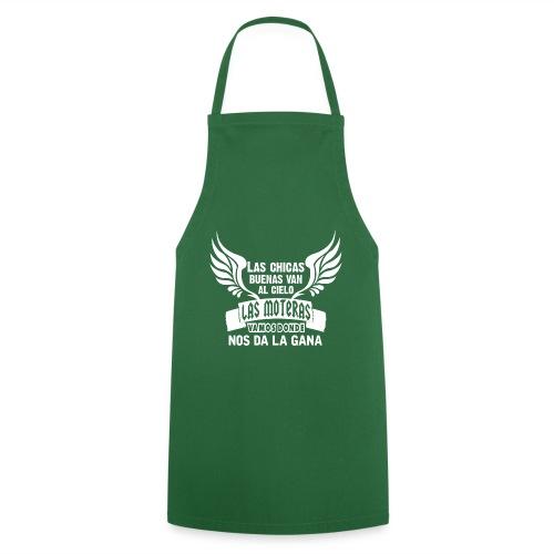 Las chicas buenas van al cielo - Delantal de cocina