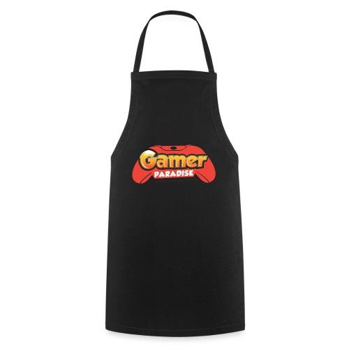 Gamer Paradise Logo - Kochschürze