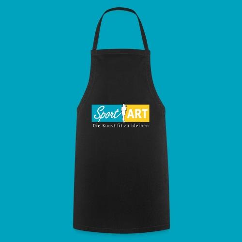 Logo drei Farben - Kochschürze