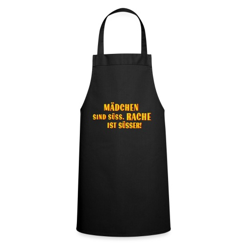 Rache ist süsser - Kochschürze