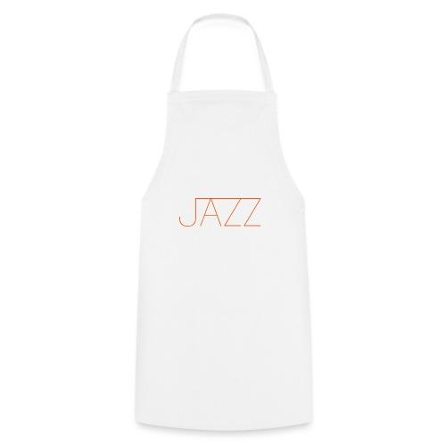 Jazz en La Montaña Rusa Radio Jazz - Delantal de cocina