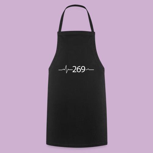 269 - RESPEKTIERE LEBEN - Kochschürze