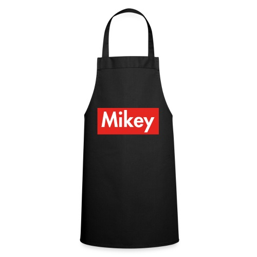 Mikey Box Logo - Cooking Apron