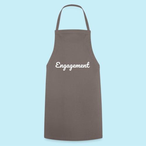 engagement - Tablier de cuisine