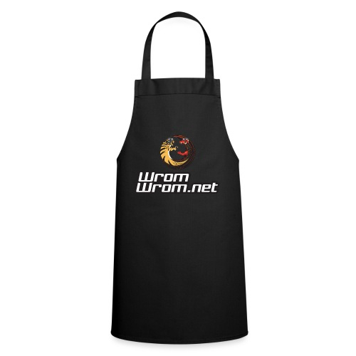 Transparent WromWrom.net logo - Cooking Apron