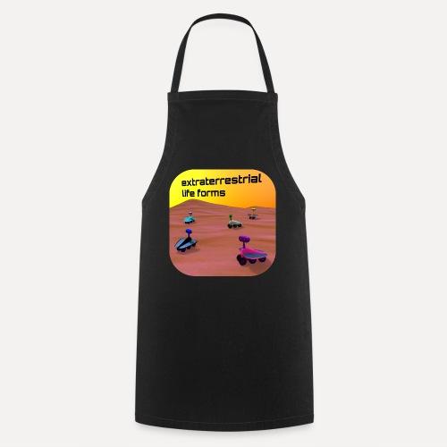 Leben auf dem Mars - Cooking Apron