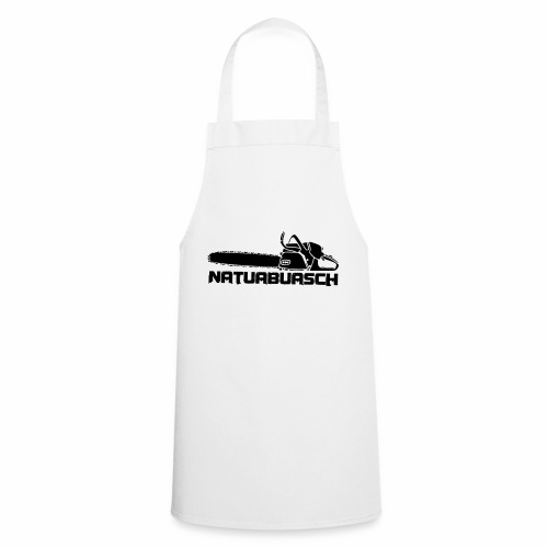 Natuabuasch Motorsäge - Kochschürze