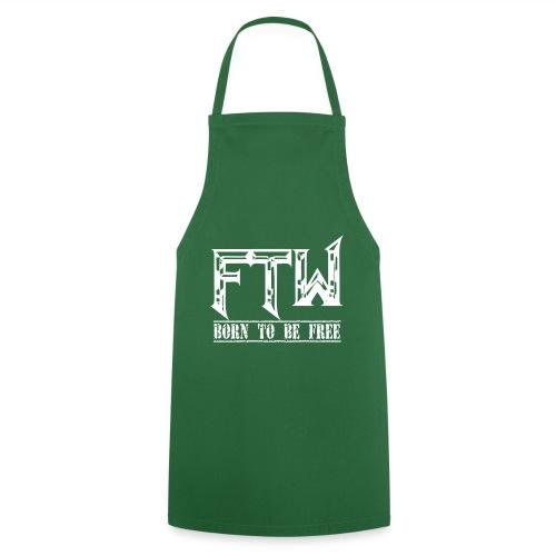 F.T.W - Delantal de cocina