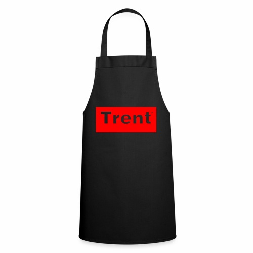 TRENT classic red block - Cooking Apron