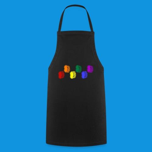 Rainbow Paws tank - Cooking Apron