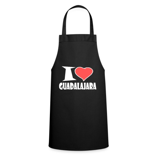 I love Guadalajara - Kochschürze