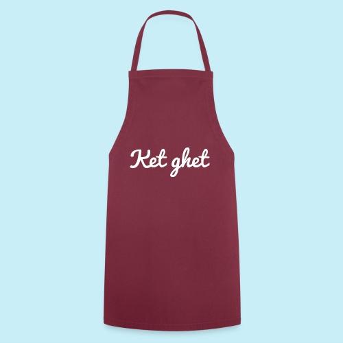 Ket ghet - Tablier de cuisine