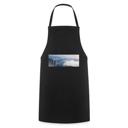 Flugzeug Himmel Wolken Australien - Kochschürze