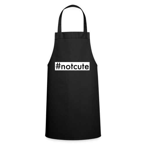 #notcute - Forklæde