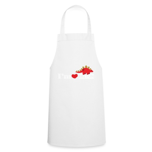 IM CORAZON BRETUN - Delantal de cocina