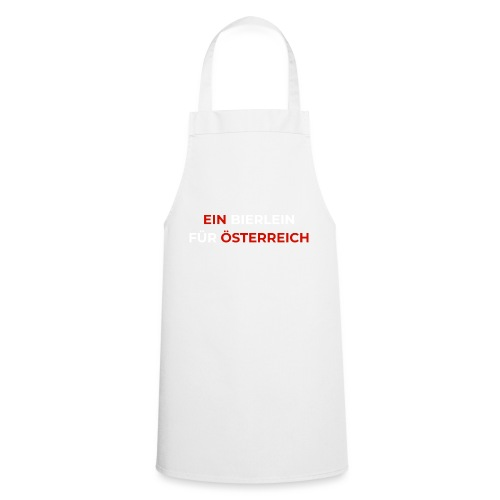 Bierlein Politik Österreich Shirt Geschenk - Kochschürze