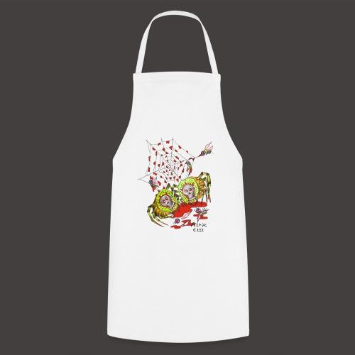 SPIDER KIWI - Tablier de cuisine