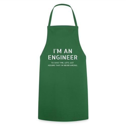 Ingeniør - Kokkeforkle