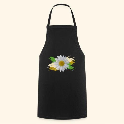 Margeriten Blüte, Blumen, floral, Gänseblümchen - Kochschürze