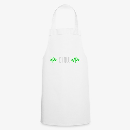 HTML Chill Design Edition - Cooking Apron