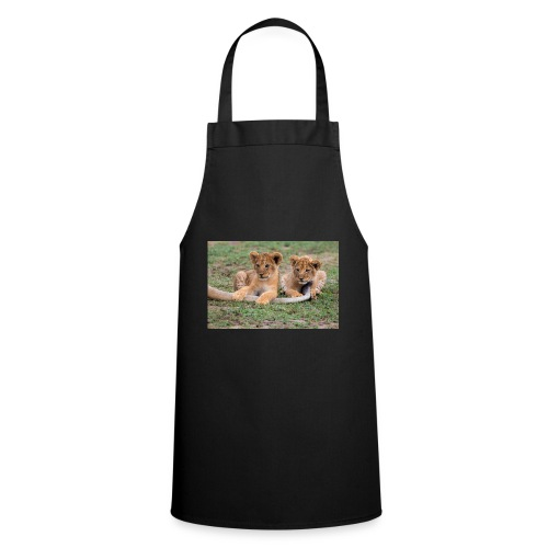 Lion cubs - Delantal de cocina