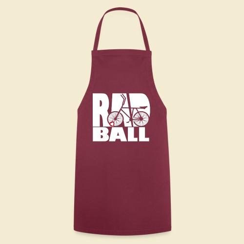 Radball | Typo - Kochschürze