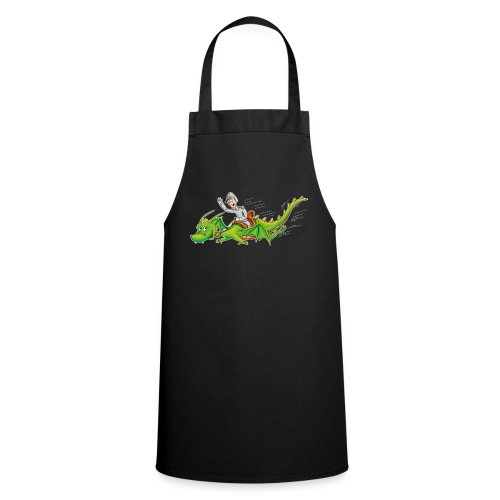Drachenreiter - Kochschürze