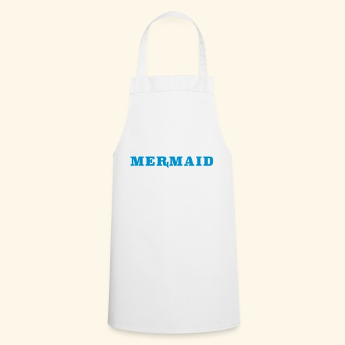 Mermaid logo - Förkläde