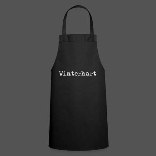 Winterhart - Kochschürze