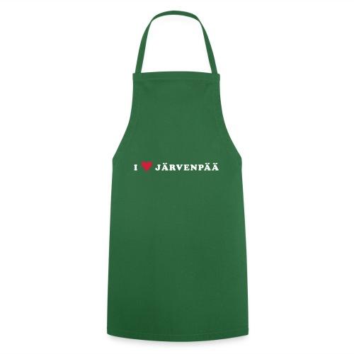 I LOVE JARVENPAA - Esiliina