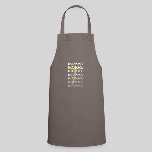 DANKE Jesus, das Geschenk für Christen THANKYOU - Kochschürze