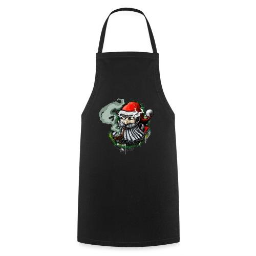 Santa SMOKED - Cooking Apron