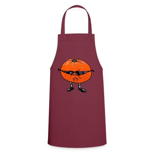 Tangerine Man - Cooking Apron