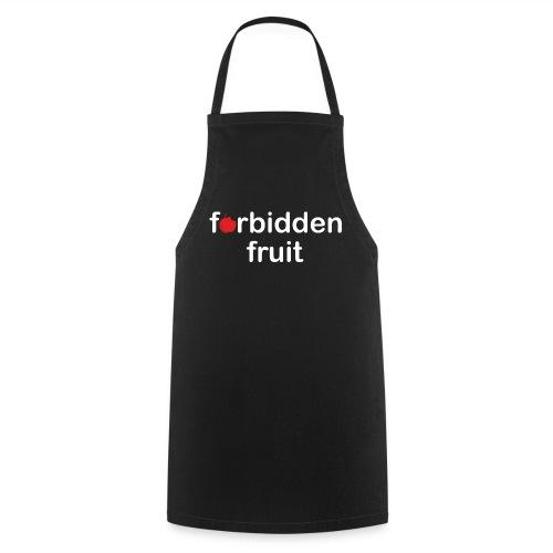 Forbidden fruit - Delantal de cocina