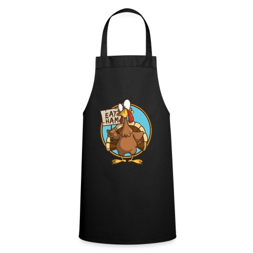 Truthahn Pute Weihnachten Thanksgiving - Kochschürze