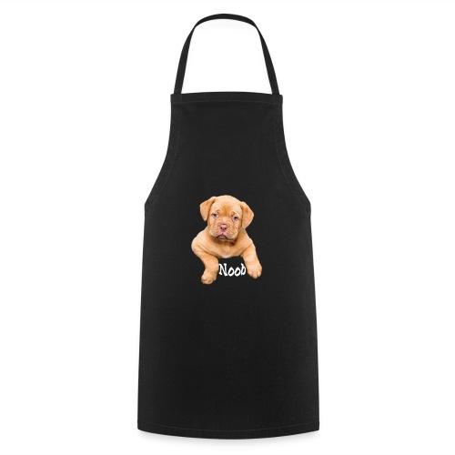Mops Noob Hunde Spruch - Kochschürze