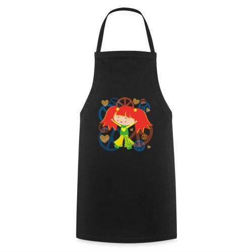 Happy Meitlis - Be Happy - Kochschürze