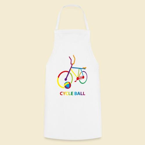 Radball | Cycle Ball Rainbow - Kochschürze