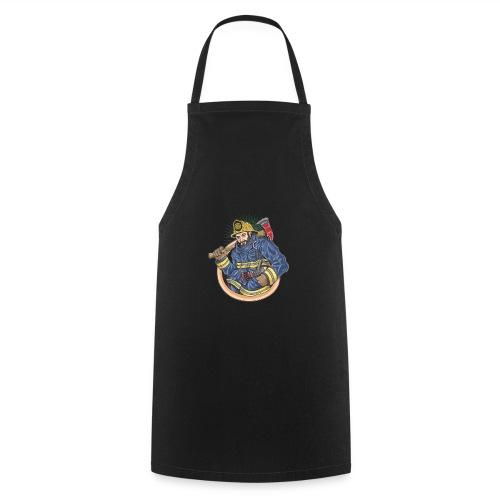 Feuerwehrmann - Kochschürze