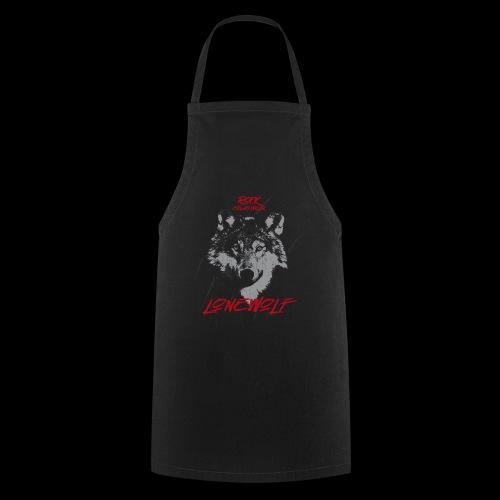 Einsamer Wolf - Kochschürze