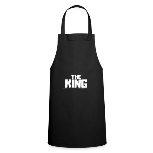 THE KING - Delantal de cocina
