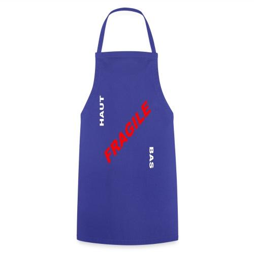 FRAGILE - Tablier de cuisine