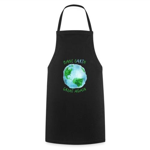 EARTH - Delantal de cocina