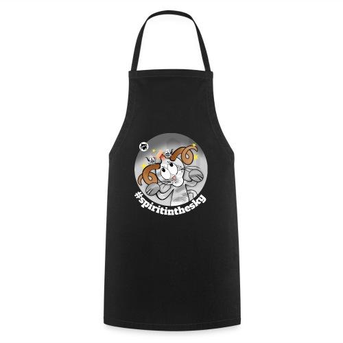 Astrokatze Widder - Kochschürze