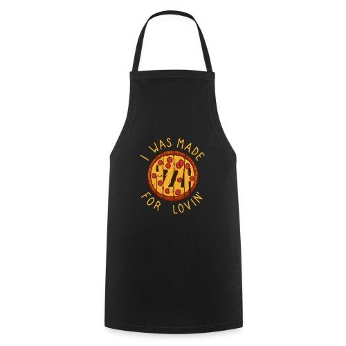PIZZA LOVER - Fartuch kuchenny