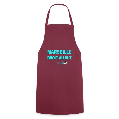 MARSEILLE DROIT AU BUT - Tablier de cuisine